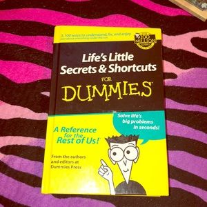 Other - Life's little secrets and shortcuts for dummies